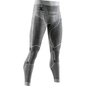X-Bionic Apani 4.0 Leggings en mérinos Homme, black/grey/white